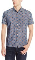 Vivienne Westwood Men's Orb Printed Chambray Bob Shirt
