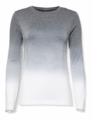 Aurique Women's Long Sleeve Seamless Sports Top