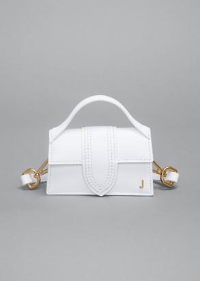 Jacquemus Le Petit Bambino Top Handle Bag