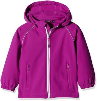 Name It Baby Girls' Nitalfa Softshell Jacket Mz Fo