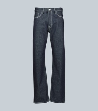 Acne Studios Face straight-leg jeans