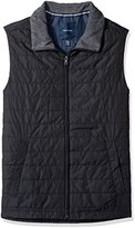Nautica Men's Big and Tall Channel Quilted Vest
