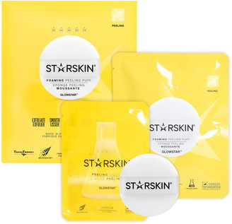Starskin Glowstar Foaming Peeling Perfection Puff