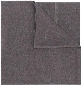 Fabiana Filippi Stud-Trimmed Knitted Scarf