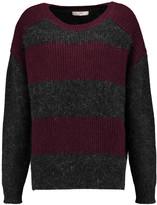 IRO Sharon striped knitted sweater
