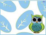Kid Kusion Owl Splat Mat