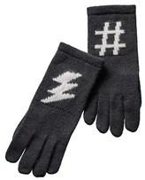 Phenix Cashmere Emoji Gloves.