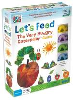 Briarpatch Let's Feed the Very Hungry Caterpillar Eric Carle Game