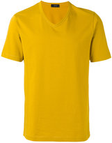 Joseph Jersey V-neck T-shirt - men - Cotton - L