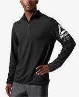 Reebok Men's BioKnit Quarter-Zip Shirt