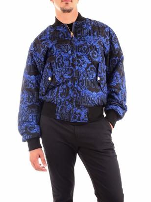 Versace Men's Bomber Jacket