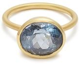 Irene Neuwirth Tourmaline & yellow-gold ring