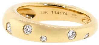 Kwiat 18kt Rose Gold Diamond Ring