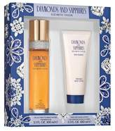 Elizabeth Taylor Sapphires & Diamonds by Women's Fragrance Gift Set - 2pc