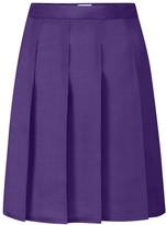 Cyrinda Skirt Purple