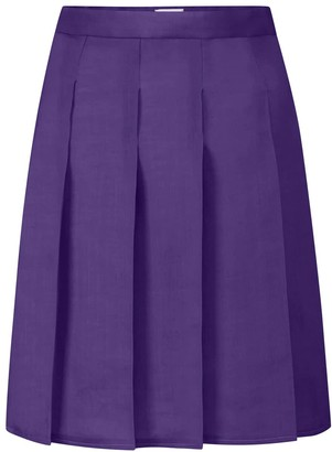 Bo Carter Cyrinda Skirt Purple