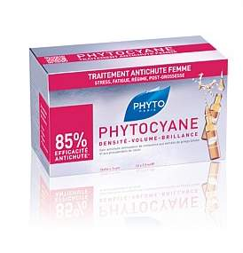 Phyto Phytocyane Soin 12 X 7.5Ml Vials