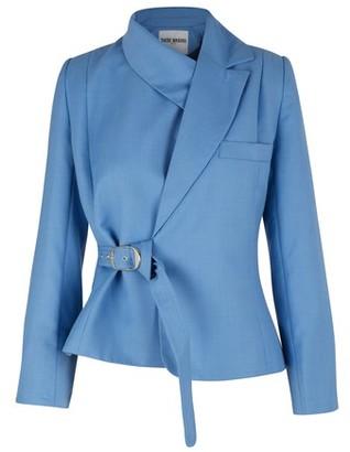 Thebe Magugu Asymmetric jacket