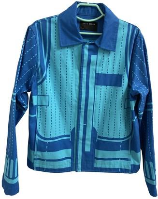 Craig Green Blue Cotton Jackets