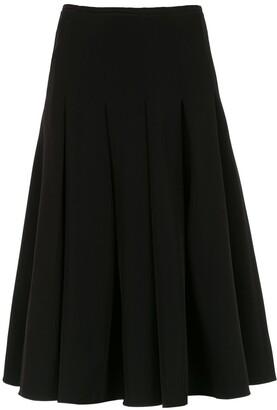 Olympiah Spezzia pleated skirt