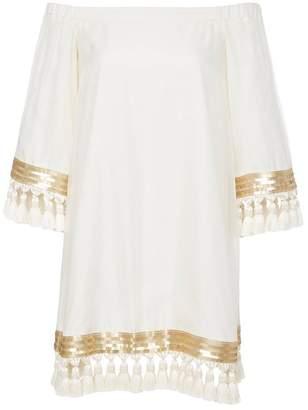 Mestiza New York Cha Cha Tassel Dress
