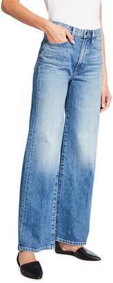 Lafayette 148 New York Wyckoff Italian Heritage 13 oz Wide-Leg Jeans