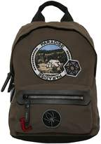 Lanvin Backpack With Decorative Patches