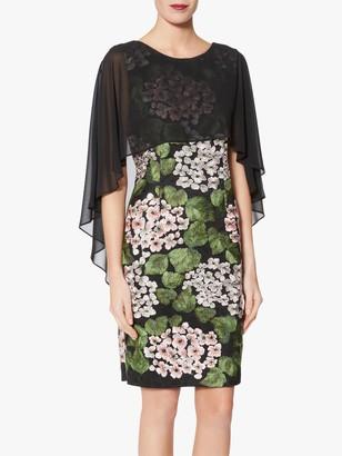 Gina Bacconi Blair Chiffon Dress, Multi