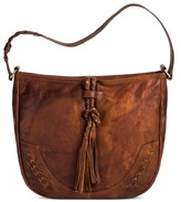 Bolo Hobo Bags Born Shopping Bag Brown Solid