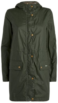 Barbour Trench Coat