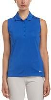 Nike Dri-fit Sleeveless Polo.