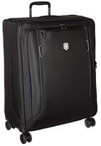 Victorinox Werks Traveler 6.0 Large Softside Case (Black) Luggage