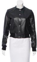 Etoile Isabel Marant Leather Bomber Jacket w/ Tags