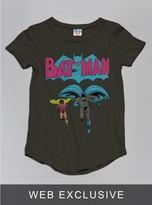 Junk Food Clothing Toddler Girls Batman Tee-bkwa-3t