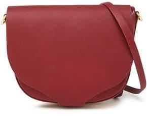 Sophie Hulme Barnsbury Medium Leather Shoulder Bag