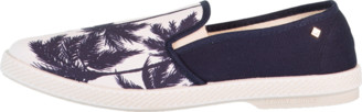 Rivieras Palm Print Loafer