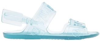 Off-White Off White Zip Tie sandals