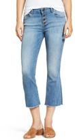 DL1961 Women's Lara Instasculpt Crop Flare Jeans