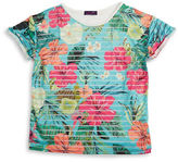 Dex Layered Tropical Tee