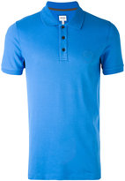 Armani Collezioni short sleeve polo shirt - men - Cotton/Spandex/Elastane - S