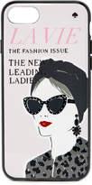 Kate Spade Jeweled Magazine iPhone 7 / 8 Case