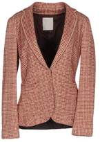 Gold Case Blazer