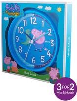 Peppa Pig George Wall Clock