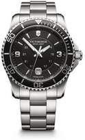 Victorinox Maverick Stainless Steel Bracelet Watch
