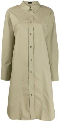 Joseph Axton boxy-fit shirt dress
