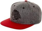 American Needle Flak Chicago Blackhawks Baseball Cap