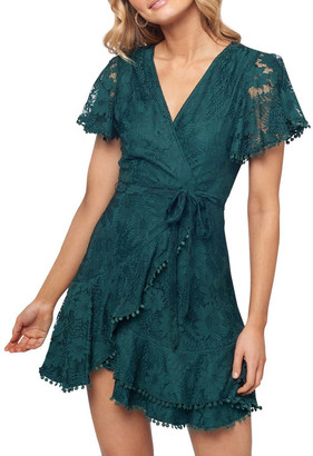 Pilgrim Ashia Lace Mini Dress