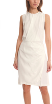3.1 Phillip Lim Sleevless Drape Wrap Dress
