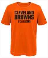 Nike Kids' Cleveland Browns All Football Legend T-Shirt, Big Boys (8-20)