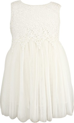 Popatu Lace & Tulle Dress